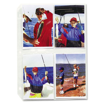 C-Line® Traditional Clear Photo Holders Thumbnail