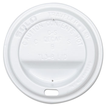 Dart® Traveler® Drink-Thru Lid Thumbnail