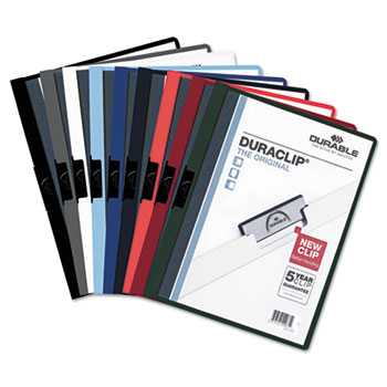 Durable® DuraClip® Report Cover Thumbnail
