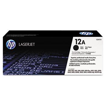 HP Q2612A, Q2612AG, Q2612D, Q2612L Toner Thumbnail