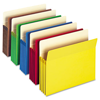 Smead® Colored File Pockets Thumbnail