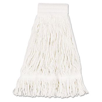 Boardwalk® Saddleback Loop-End Wet Mop Heads Thumbnail