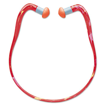 Howard Leight® by Honeywell HYG® Banded Multi-Use Earplugs Thumbnail