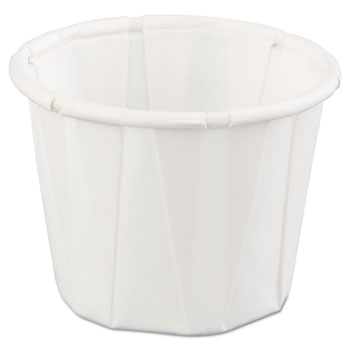 Genpak® Squat Paper Portion Cup Thumbnail