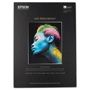 Epson® Hot Press Bright Fine Art Paper Thumbnail