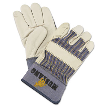 MCR™ Safety Mustang Leather Palm Gloves Thumbnail