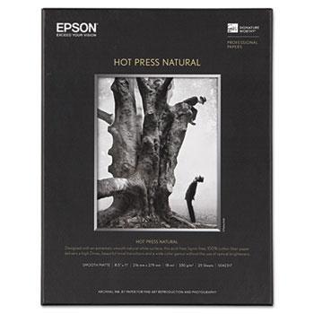 Epson® Hot Press Natural Fine Art Paper Thumbnail