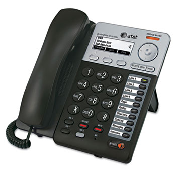 AT&T® Syn248™ Corded Deskset Phone System Thumbnail