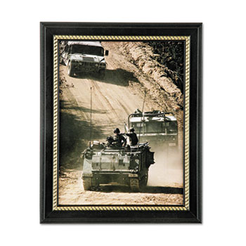 Military Themed Picture Frame By Abilityone Nsn4588210