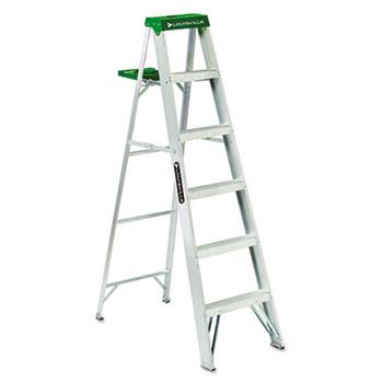 Louisville® Aluminum Step Ladder Thumbnail
