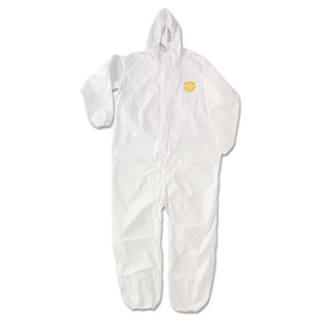 DuPont® ProShield® NexGen® Elastic-Cuff Hooded Coveralls Thumbnail