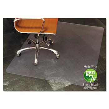 ES Robbins® Natural Origins® Biobased Chair Mat for Hard Floors Thumbnail