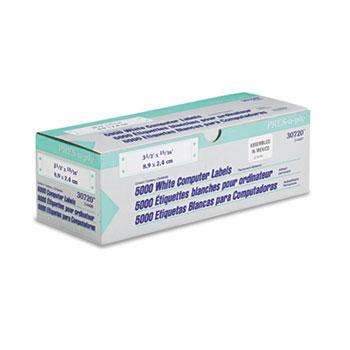 PRES-a-ply® Dot Matrix Printer White Address Labels Thumbnail
