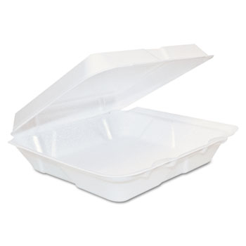 Dart® Foam Hinged Lid Containers Thumbnail