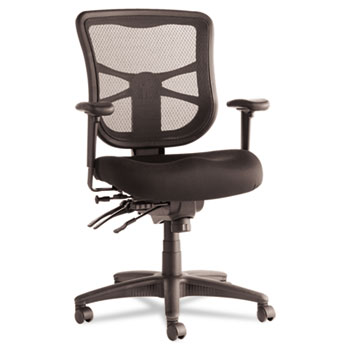 Alera® Elusion™ Series Mesh Mid-Back Multifunction Chair Thumbnail