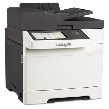 Lexmark™ CX510-Series Multifunction Color Laser Printer Thumbnail