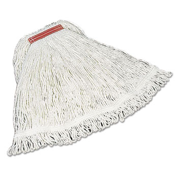 Rubbermaid® Commercial Super Stitch® Rayon Mop Heads Thumbnail