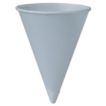 Dart® Bare® Eco-Forward® Paper Cone Water Cups Thumbnail