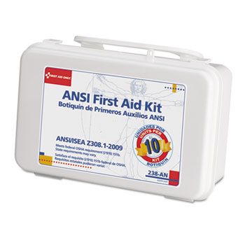 First Aid Only™ ANSI-Compliant First Aid Kit Thumbnail
