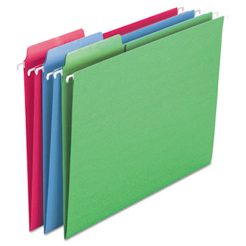Smead® Erasable FasTab® Hanging Folders Thumbnail