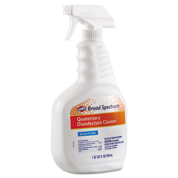 Clorox® Broad Spectrum Quaternary Disinfectant Cleaner Thumbnail