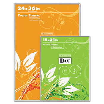 DAX® Clear U-Channel Poster Frame Thumbnail