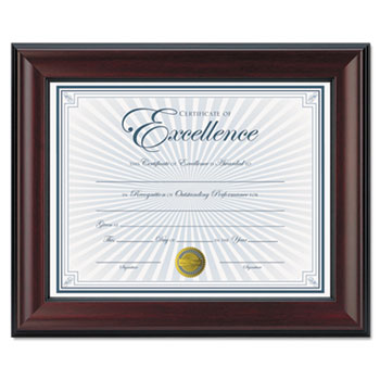 DAX® Rosewood Document Frame Thumbnail