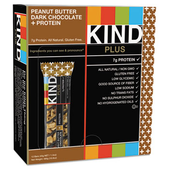 KIND Plus Nutrition Boost Bars Thumbnail