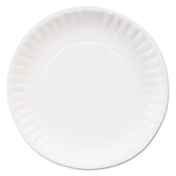 Clay Coated Paper Plates 6  White 100/Pack  sc 1 st  OnTimeSupplies.com & Clay Coated Paper Plates by Dixie Basic™ DXEDBP06W - OnTimeSupplies.com