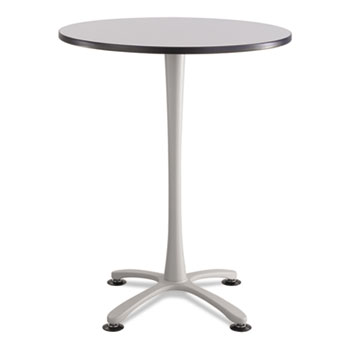 Safco® Cha-Cha™ Bistro-Height Table Base Thumbnail
