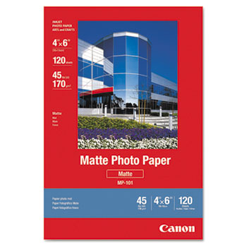 Canon® Matte Photo Paper Thumbnail