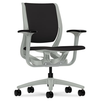 HON® Purpose® Upholstered Flexing Task Chair Thumbnail