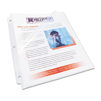 Avery® Quick-Load Heavyweight Sheet Protector Thumbnail