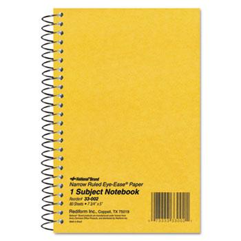 National® Single-Subject Wirebound Notebooks Thumbnail