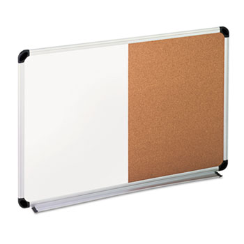 Universal® Combination Dry Erase & Bulletin Board Thumbnail