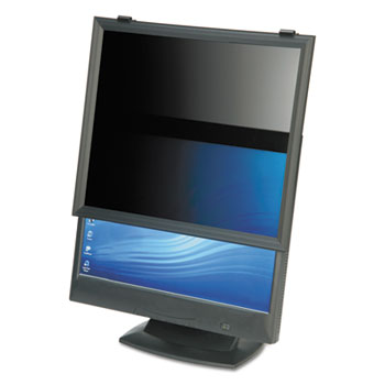 AbilityOne® SKILCRAFT® Privacy Shield® Desktop LCD Monitor Privacy Filter Made with 3M Materials Thumbnail