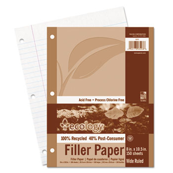 Pacon® Ecology® Filler Paper Thumbnail