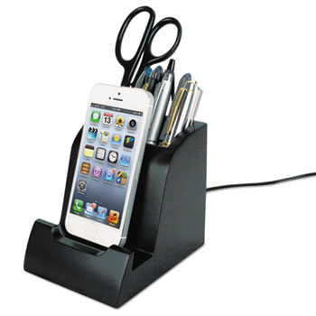 Victor® Smart Charge Dock™ With Pencil Cup Thumbnail
