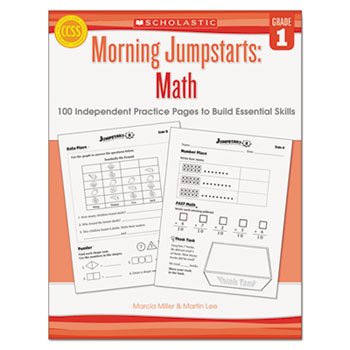 Scholastic Morning Jumpstarts: Math Thumbnail