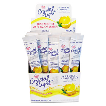 Crystal Light® Flavored Drink Mix Thumbnail
