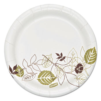 Pathways Soak Proof Shield Heavyweight Paper Plates 5 7/8  dia 125/Pack  sc 1 st  OnTimeSupplies.com & Pathways Soak Proof Shield Heavyweight Paper Plates by Dixie® Ultra ...