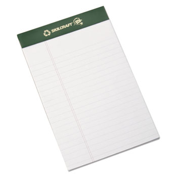 AbilityOne® SKILCRAFT® Process Chlorine-Free Paper Pads Thumbnail