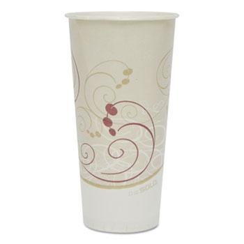SOLO® Cup Company Symphony™ Treated-Paper Cold Cups Thumbnail