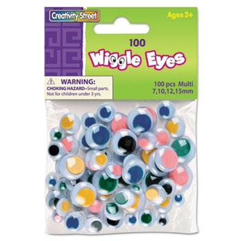 Creativity Street® Wiggle Eyes Assortment Thumbnail