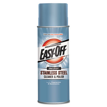 Professional EASY-OFF® Stainless Steel Cleaner & Polish Thumbnail
