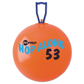 Champion Sports FitPro Hop Along Pon Pon Ball Thumbnail