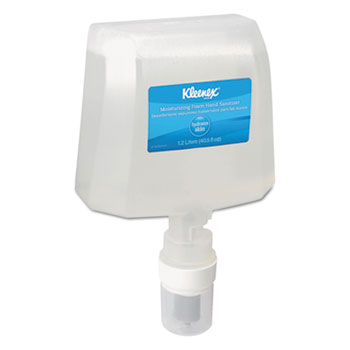 Kleenex® Moisturizing Foam Hand Sanitizer Thumbnail