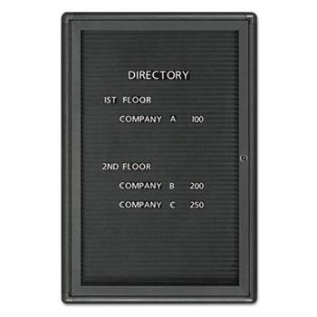 Quartet® Enclosed Magnetic Directory Thumbnail