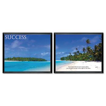 Advantus Framed Motivational Print Thumbnail