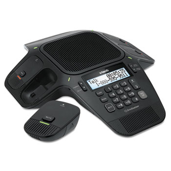 Vtech® ErisStation™ Conference Phone with Wireless Mics Thumbnail
